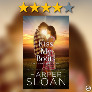 kiss my boots review